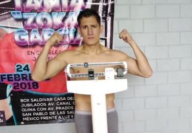 """En su regreso al ring, el supermedio """"Drago"""" López disputará título regional #WBC en #Rosarito"""