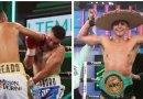 """Gran pelea de """"Conejo"""" González, pero fue superado por Bryan """"Destructor"""" Mercado"""