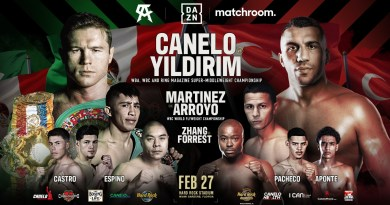 #VIDEO / Inicia preventa en Hard Rock Stadium, para combinación Canelo Vs. Yildirim