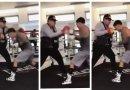 #VIDEO / Velocidad y gancho al hígado, armas de Óscar Valdez para enfrentar a Berchelt