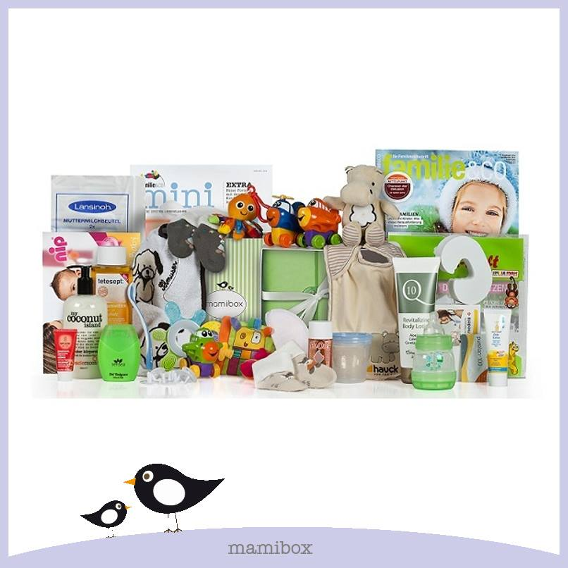 mamibox januar 2014 inhalt