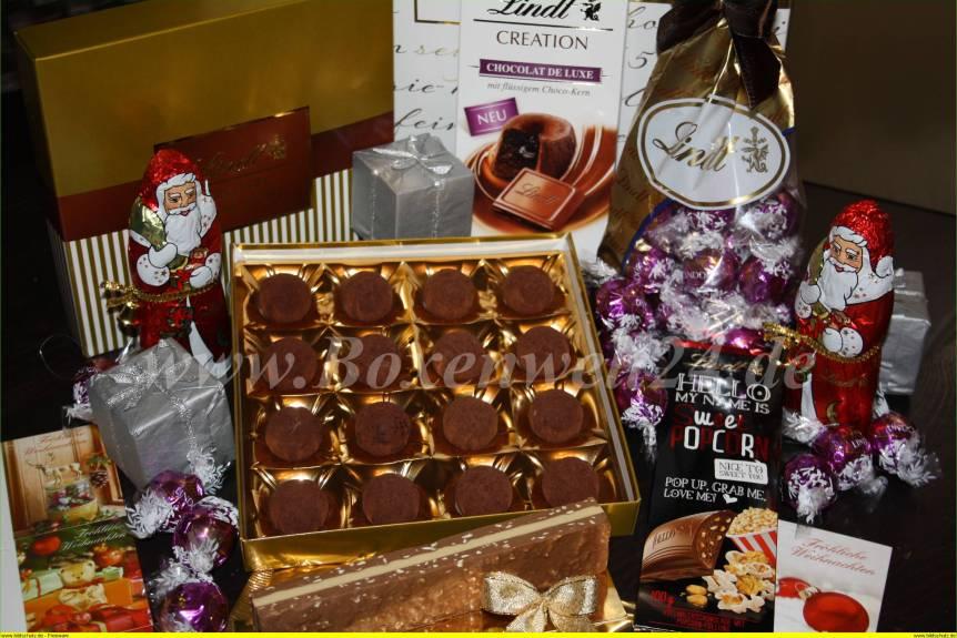 Lindt Chocoladen Club Dezember 2014