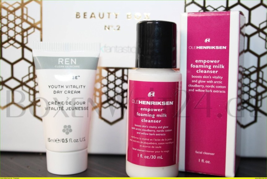Look Fantastic Beauty Box