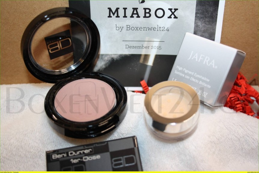 Miabox Boxenwelt24 Edition