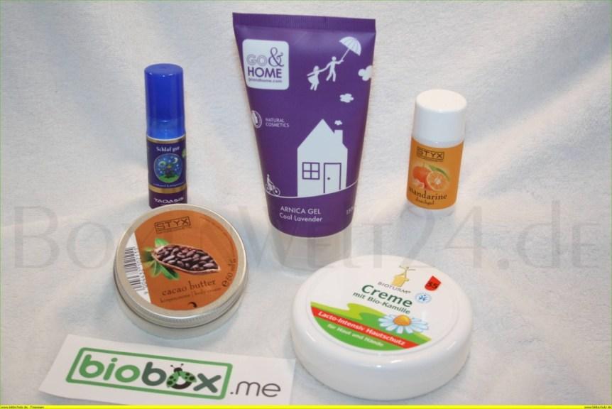 BioBox Beauty and care Februar 2016