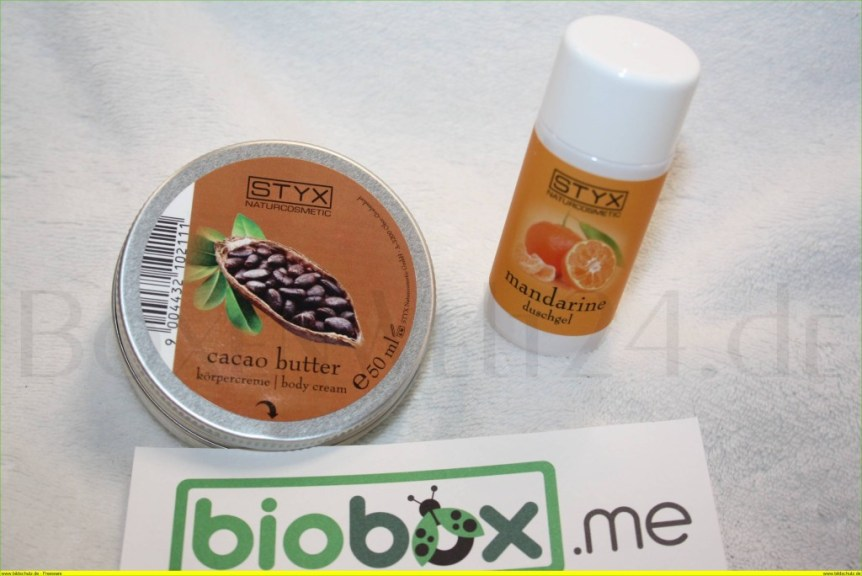 BioBox Beauty and care Februar 2016