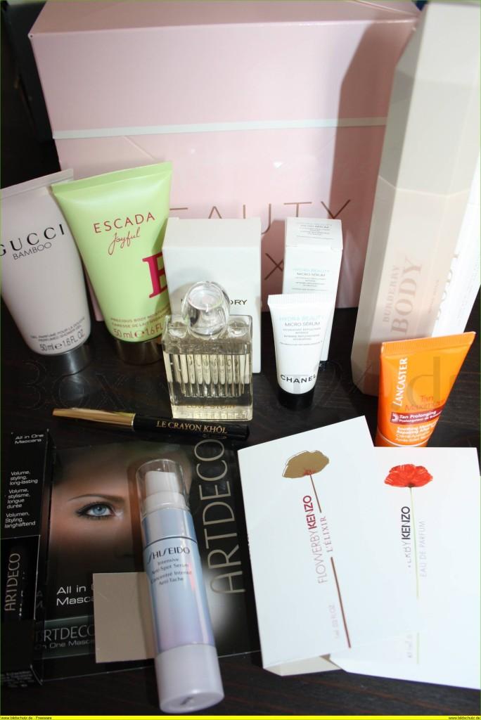 Parfumdreams Beauty Box
