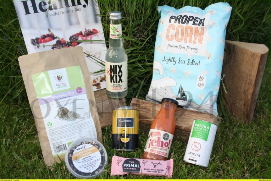 Foodist Healthy Box Boxenwelt24