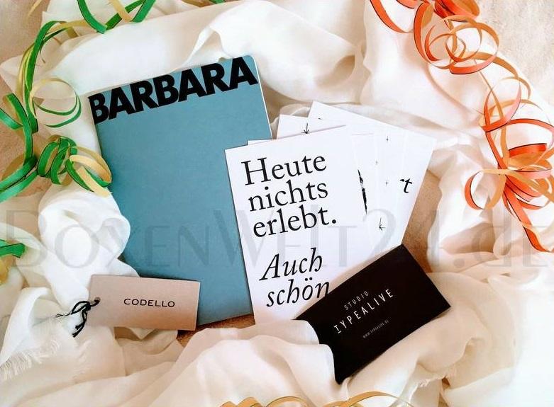 Barbara Box Boxenwelt24.de