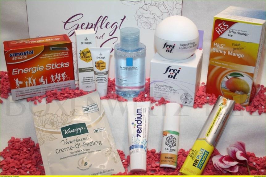 Zur Rose Beauty Box Boxenwelt24.de