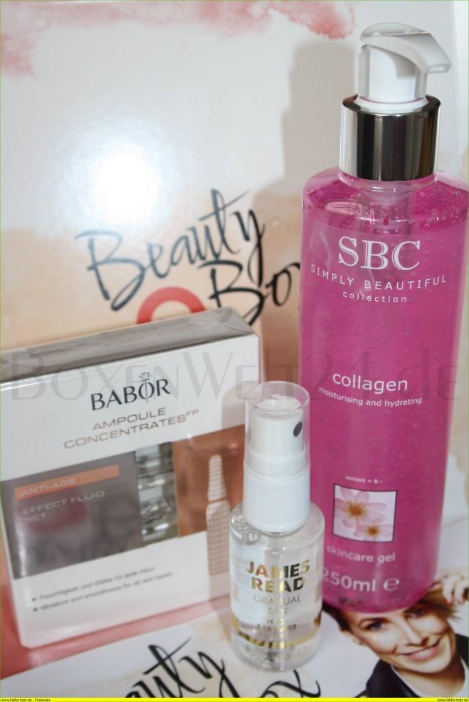 QVC Beauty Box Boxenwelt24.de