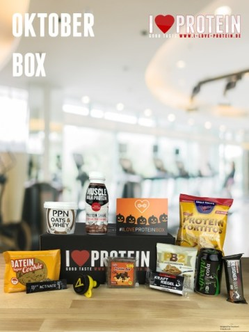 I love Protein Box