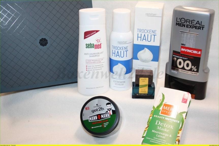 Glossybox MEN Boxenwelt24.de