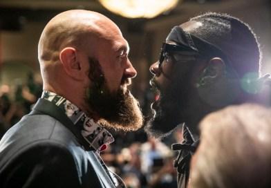 Deontay Wilder: Tyson Fury es uno de los mas grandes tramposos del boxeo