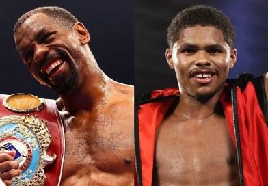 Jamel Herring y Shakur Stevenson acuerdan pelea en 130 libras