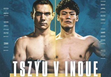 Tim Tszyu enfrentará a Takeshi Inoue el 17 de Noviembre en Australia