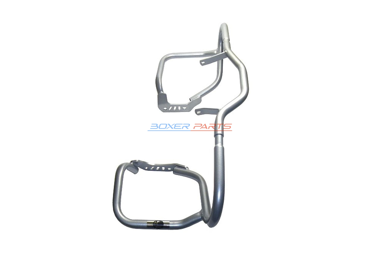 gmole BMW R1200GS Hepco-Becker stelaż silnika srebrne 502