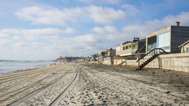 california beach house design idea