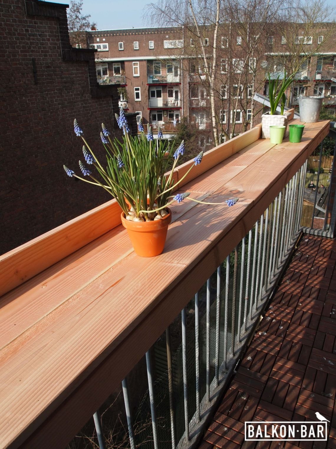 Balcony Furniture Ideas