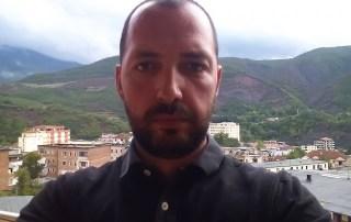 """Γιώργος Γιαννακάς - Πρόεδρος συλλόγου """"Ένωση Πυγμάχων Ιωαννίνων - Χαιρετισμός"""