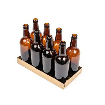 8 X 500ML BOTTLE TRAY