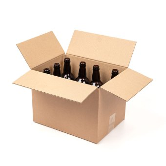BOTTLE BOX 12 X 500ML HALF FULL