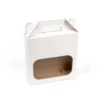 white naked gift pack