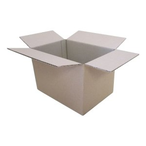 New-Cardboard-Boxes - 240x160x160mm-Open-Box