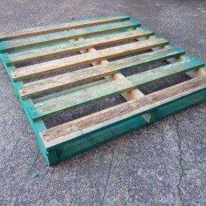 Pallets-Standard-Green - Standard-Pallet-Green