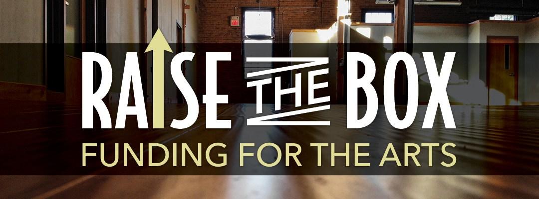 Raise The Box, Virtual Fundraiser