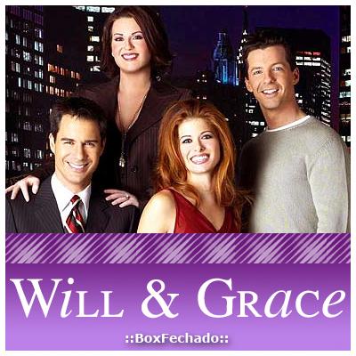 Box Fechado # 03 - Will & Grace