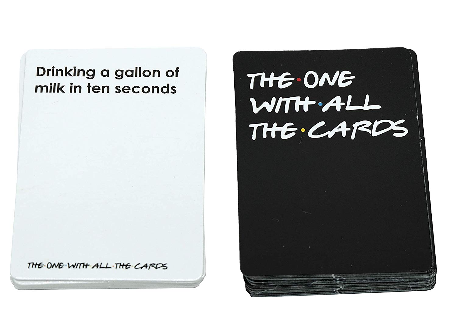 The One With All The Cards Game For Friends TV Box Against The Friend