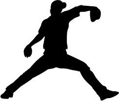 野球のボール投げ