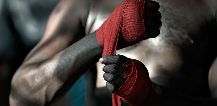 boxing classes helps you succeed