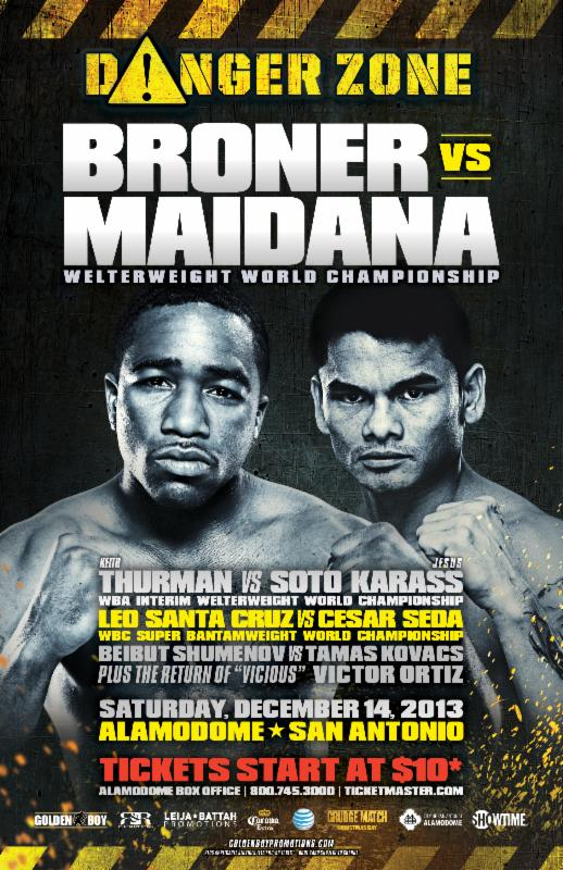 Adrien Broner vs. Marcos Maidana