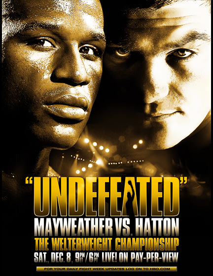 Floyd Mayweather Jr. vs. Ricky Hatton