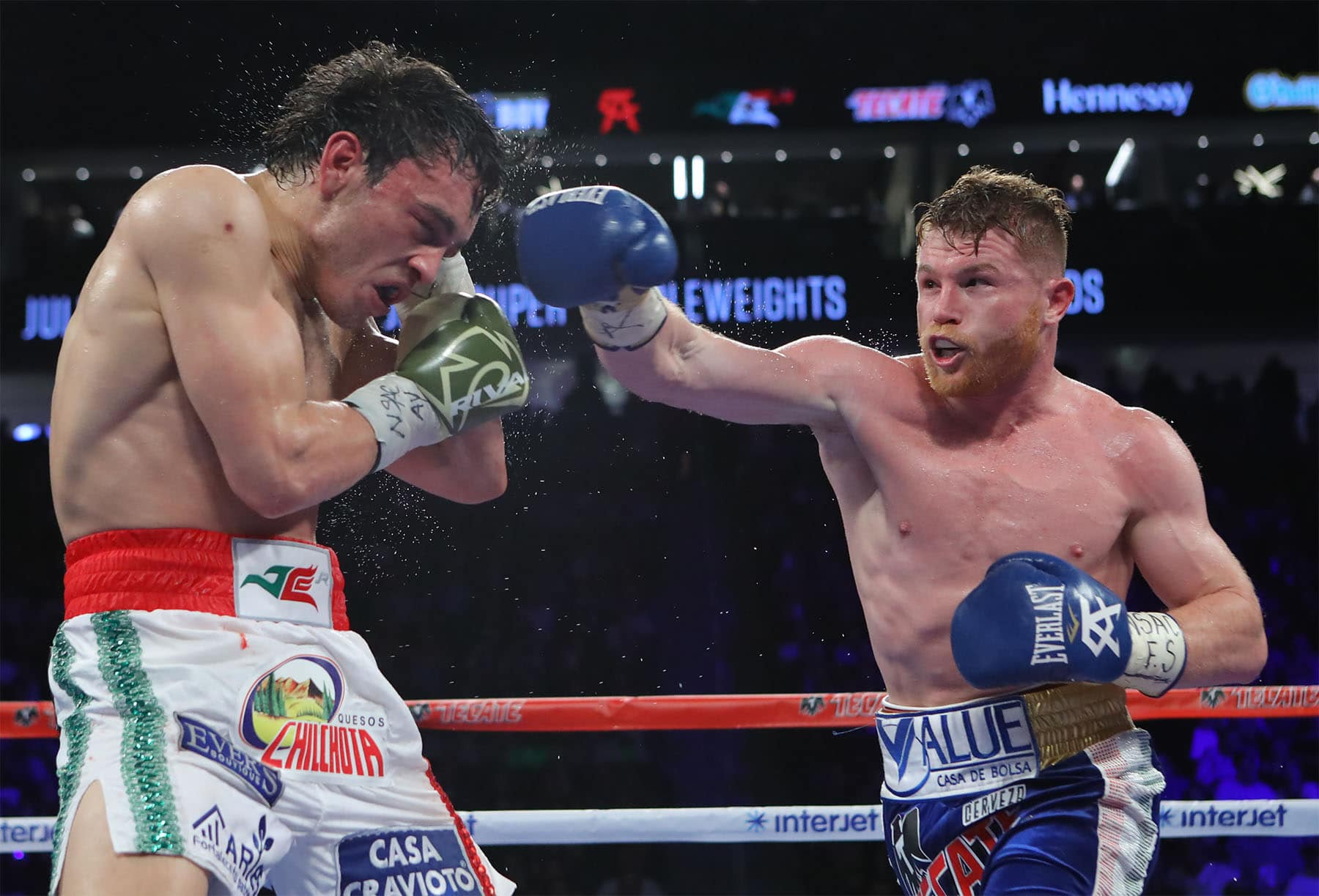 Showtime sweepstakes canelo alvarez