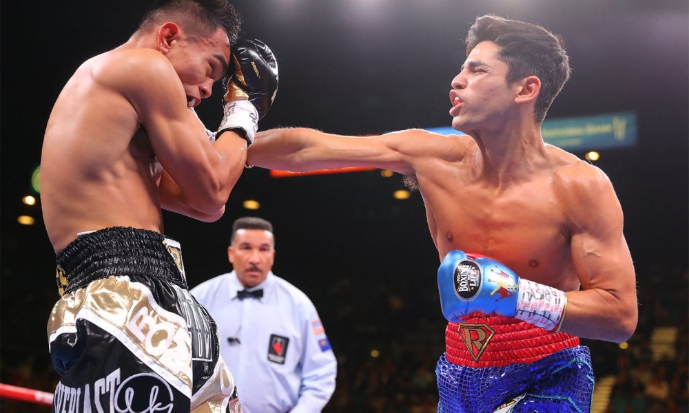 Ryan Garcia, Luke Campbell Eager And Bursting With Confidence