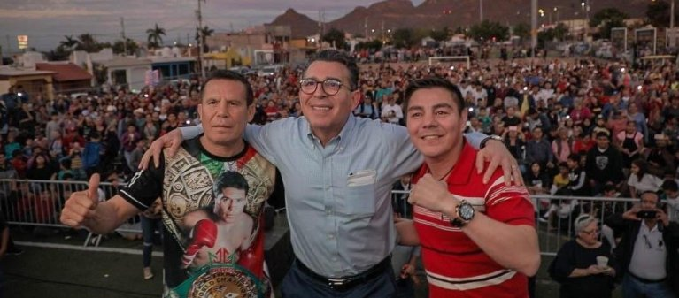 - Latest Jorge Arce Julio Cesar Chavez