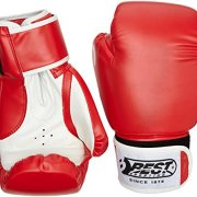 Best Sport Kid's Boxing Gloves - Red, 12 oz