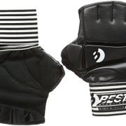 Best Sport Ball Gel Competition Gloves - Black, Small