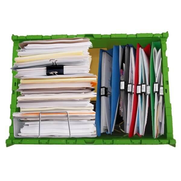 Almacenaje y custodia de archivos y documentos