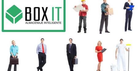 trasteros para emprendedores autonomos y tiendas Boxit