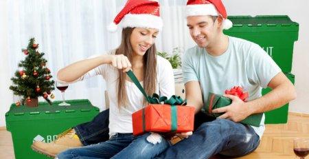 mudarse de casa en Navidad