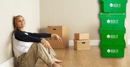 Зачем нанимать мебельный склад Boxit, если вы двигаетесь