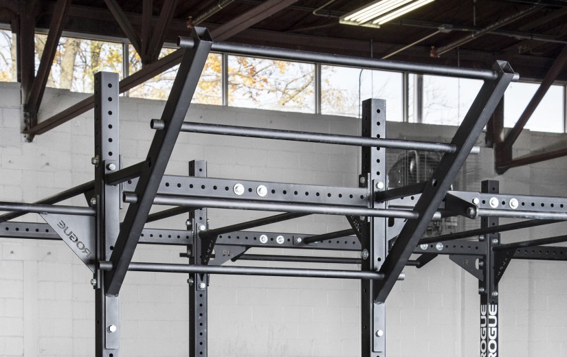 Crossfit Flying Pull-up bar attachment