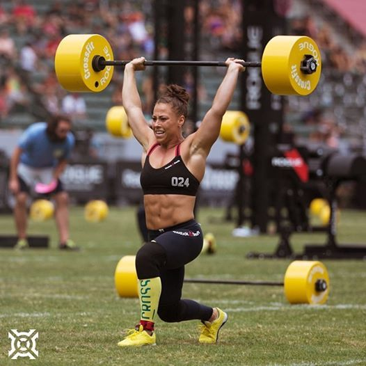 Emily Bridgers Crossfit Games