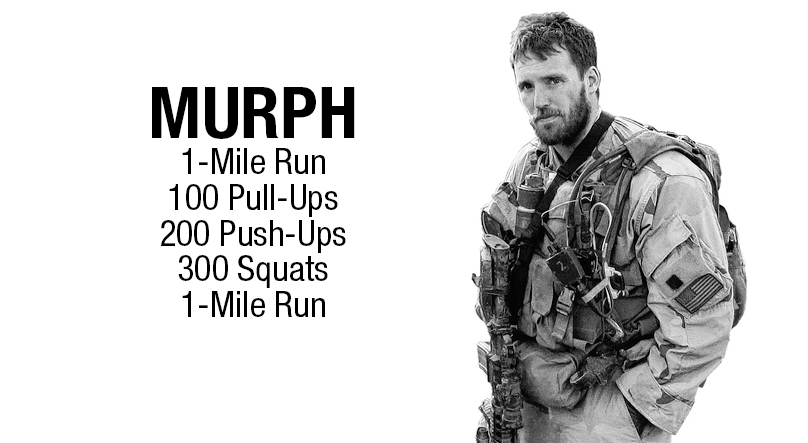 Image result for crossfit murph