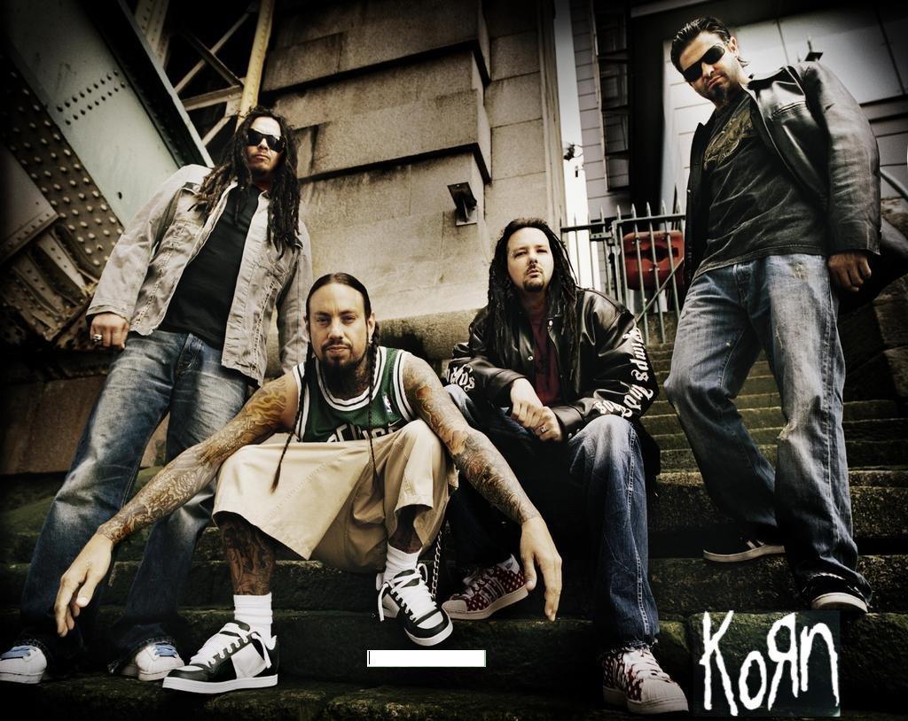 Korn  Follow The Leader  Box Man Chronicles
