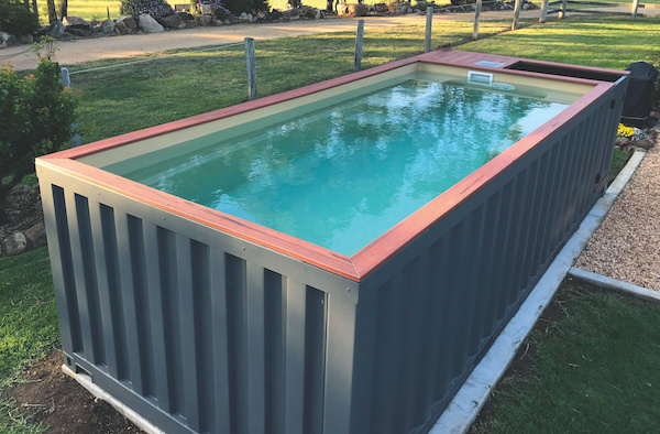 Budget Container Pool